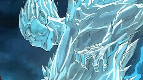 Superhero Origins: Ice Man