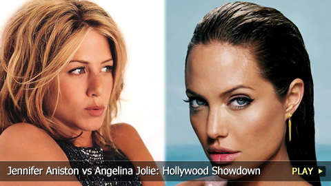 Jennifer Aniston vs Angelina Jolie: Hollywood Showdown
