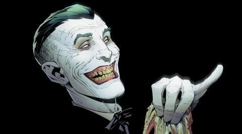 Supervillain Origins: The Joker (Redux)