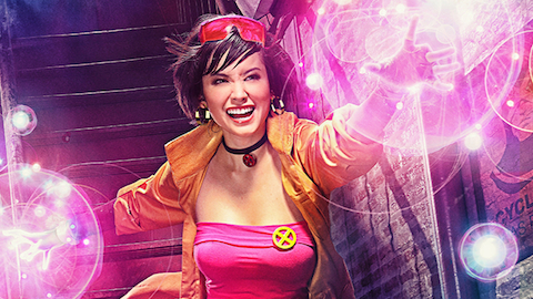 Superhero Origins: Jubilee