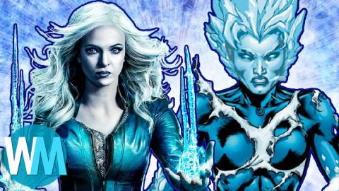 Killer Frost: Comic Book Origins