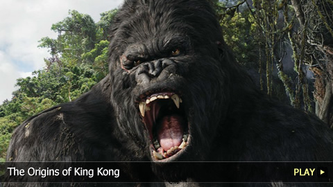 The Origins of King Kong
