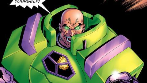 Supervillain Origins: Lex Luthor (Redux)