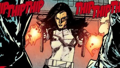 SuperVillain Origins: Madame Masque