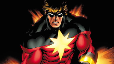 Superhero Origins: Marvel's Captain Marvel