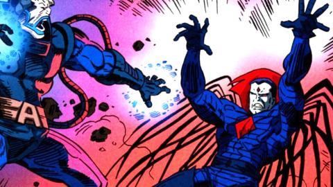 Supervillain Origins: Mr Sinister