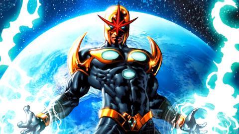 Superhero Origins: Nova