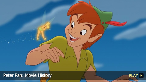 Peter Pan: Movie History