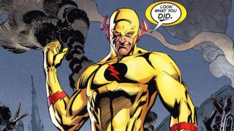 Supervillain Origins: Professor Zoom