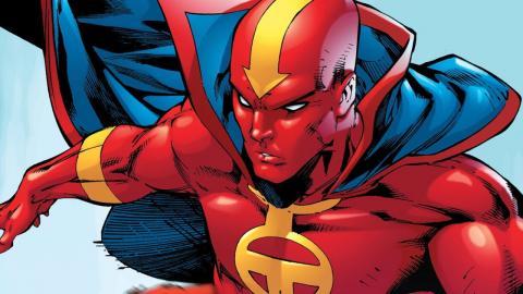 Superhero Origins - Red Tornado