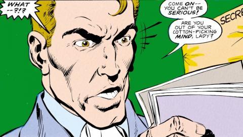 Comic Book Origins: Rick Flag
