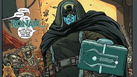 Supervillain Origins: Ronan The Accuser
