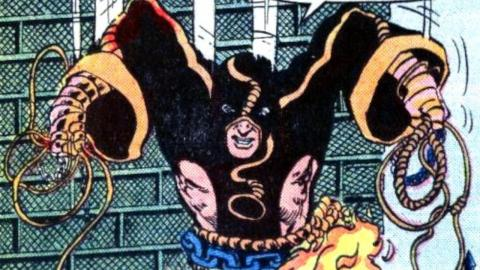 Supervillain Origins: Slipknot