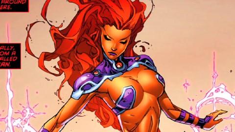 Superhero Origins: Starfire