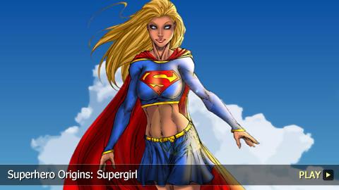 Superhero Origins: Supergirl