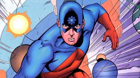 Superhero Origins: The Atom