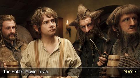 The Hobbit Movie Trivia