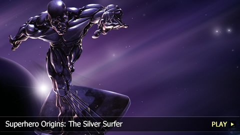 Superhero Origins: The Silver Surfer