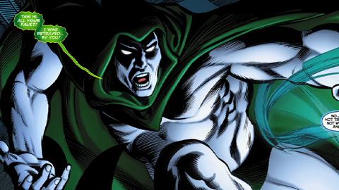 Superhero Origins: The Spectre