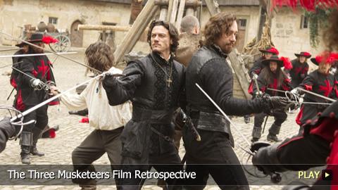 The Three Musketeers Film Retrospective