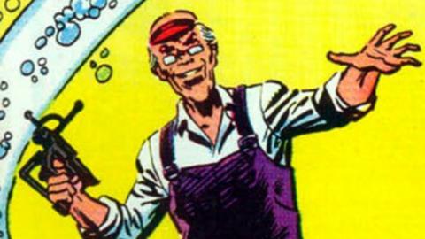 Supervillain Origins: The Tinkerer
