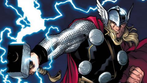 Superhero Origins: Thor