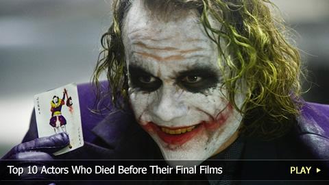Top 10 Posthumous Movie Performances