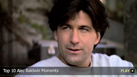 Top 10 Alec Baldwin Moments