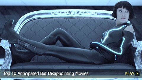 Top 10 Anticipated But Disappointing Movies