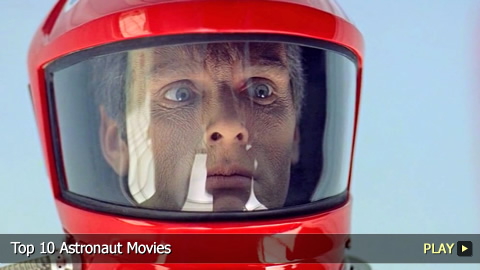 Top 10 Astronaut Movies