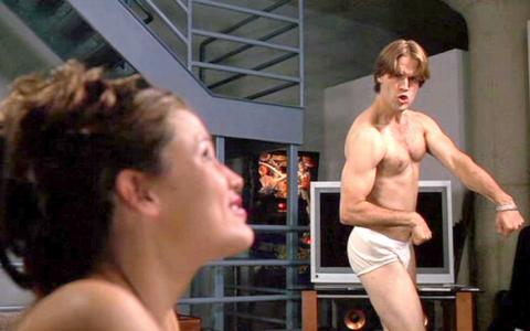 Top 10 Awkward Movie Stripping Scenes