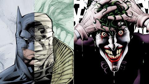 Top 10 Batman Comics You Should Read