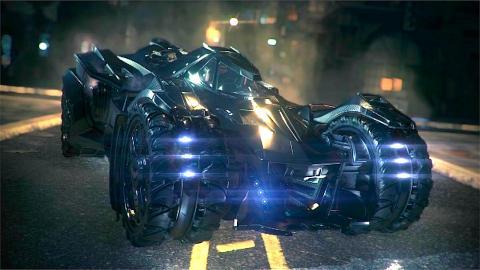 Top 10 Batmobiles