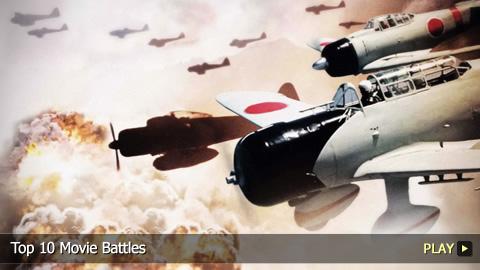 Top 10 Movie Battles