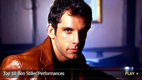 Top 10 Ben Stiller Performances