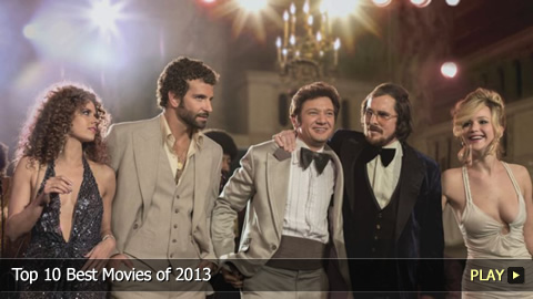 Top 10 Best Movies of 2013