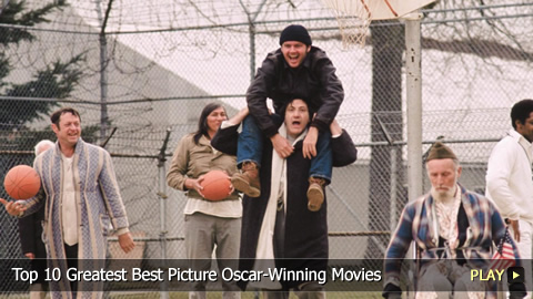 Top 10 Greatest Best Picture Oscar-Winning Movies