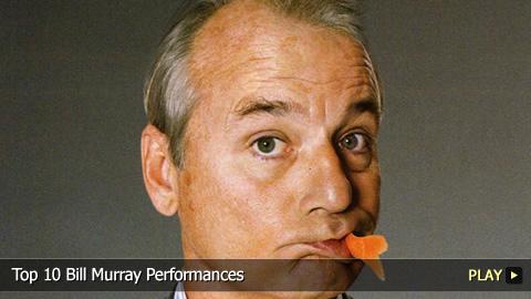 Top 10 Bill Murray Performances