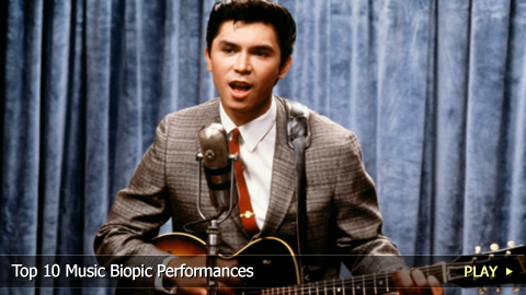 Top 10 Music Biopic Performances