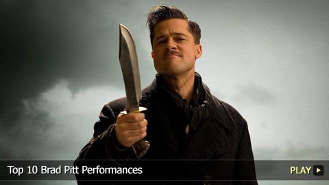 Top 10 Brad Pitt Performances