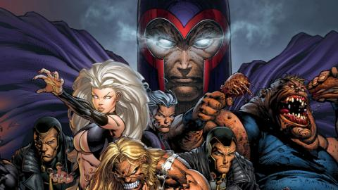 Top 10 Brotherhood of Mutants Members