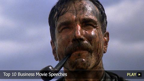 Top 10 Business Movie Speeches