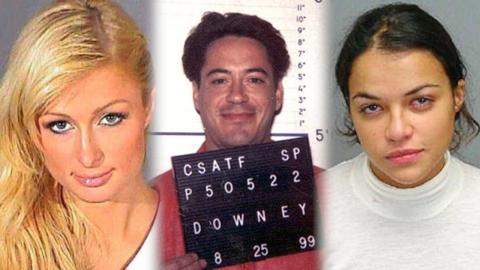 Top 10 Celebrities That Went to Prison