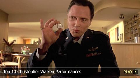Top 10 Christopher Walken Performances