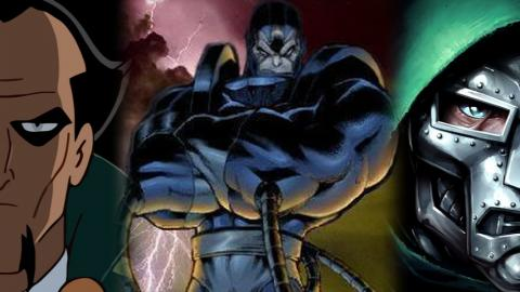 Top 10 Comic Book Supervillains