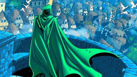 Top 10 Comic Book Supervillain Lairs