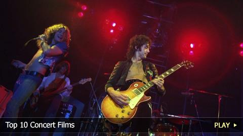 Top 10 Concert Films