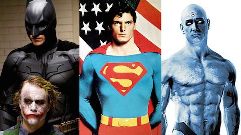 Top 10 DC Comics Movies