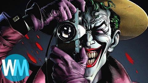 Top 10 Best DC Graphic Novels
