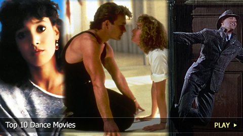 Top 10 Dance Movies